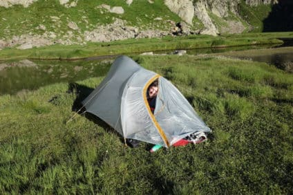 Big Agnes Fly Creek UL2 58