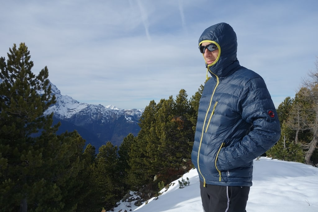 Mammut Broad Peak Light Mammut Broad Peak Hoody Jacket