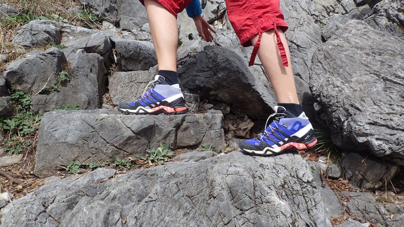 online shop shades of hot new products Test adidas Terrex Fast R Mid GTX W