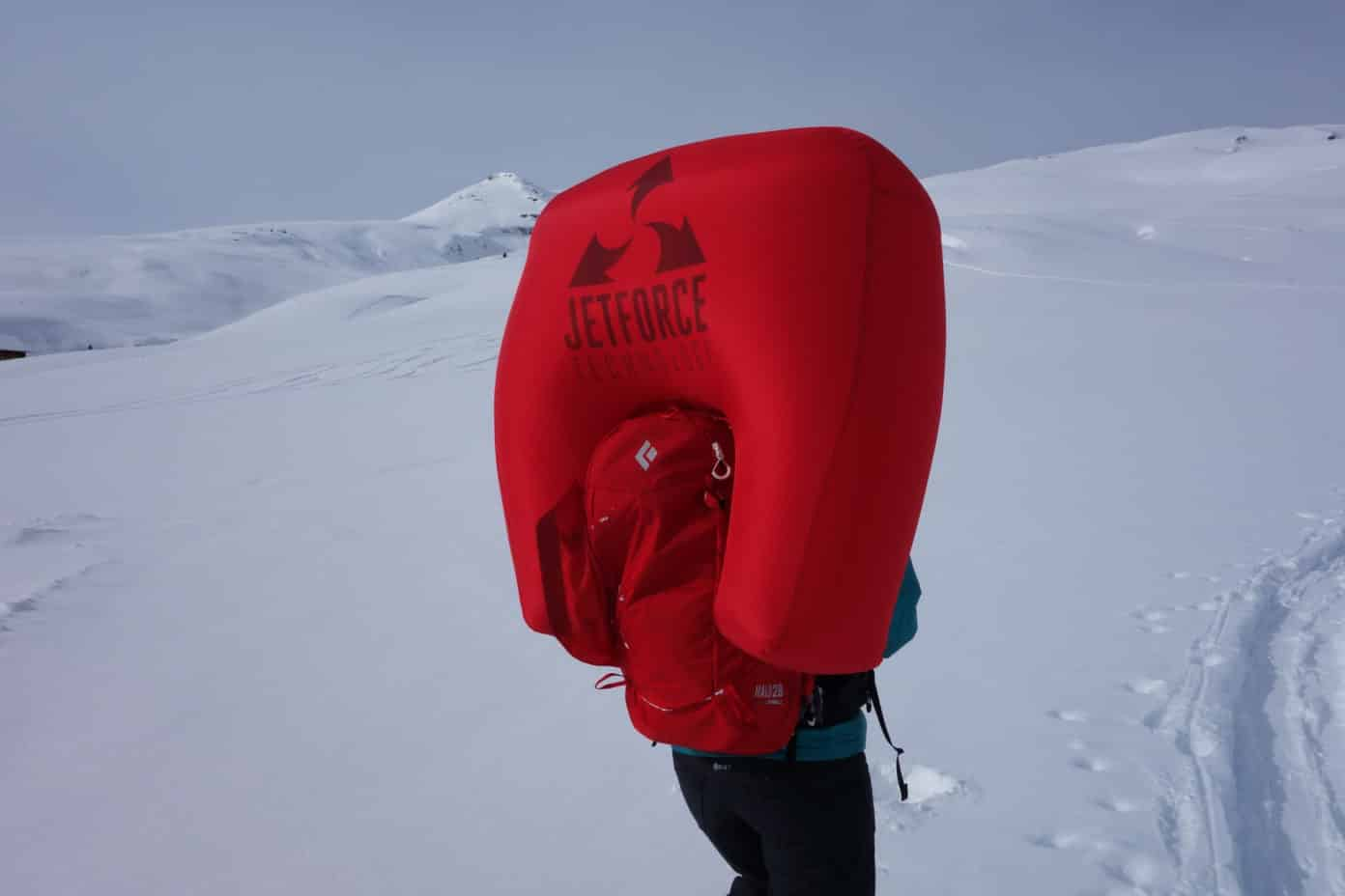 Test Black Diamond Halo 28 Jetforce Avalanche Airbag Pack