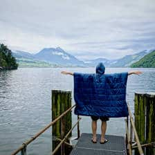 Test Therm-a-Rest Honcho Poncho  - 8