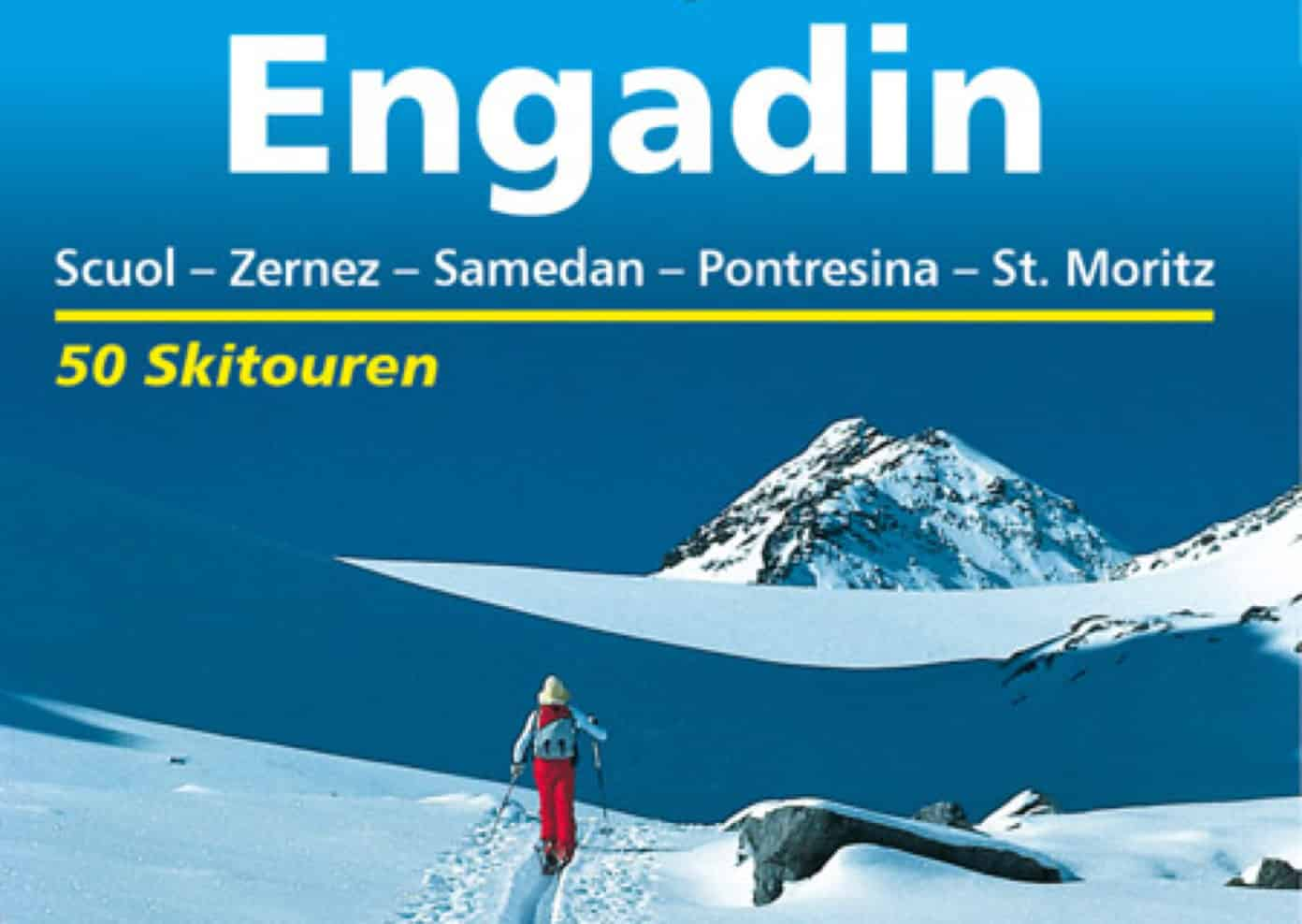 Rother Skitourenfuehrer Engadin Cover 1