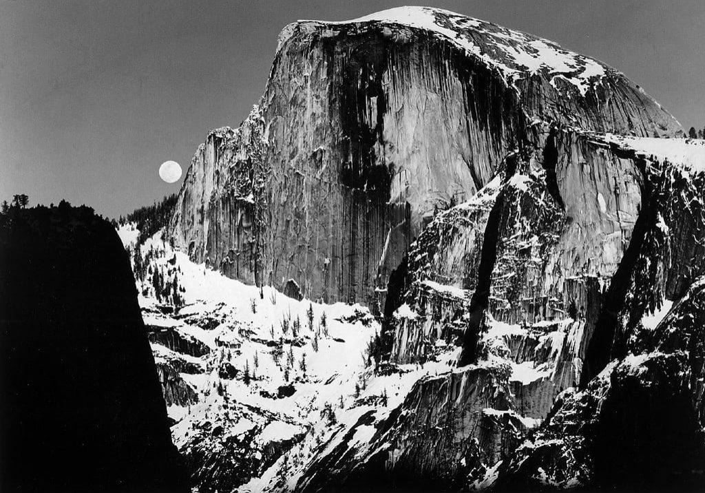 Face of Half Dome
