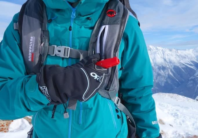 Test Mammut Light Protection Airbag 10